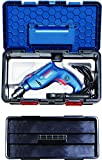 #10: Bosch Freedom Kit GSB 550-Watt Impact Drill Kit (Blue, 91-Pieces)