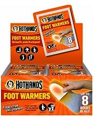 Hot Hands - Calentadores de pies (paquete de 40 unidades)