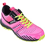 Grays G5000 Pink/Lime Ladies Hockey Shoes