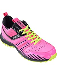 GRAYS G5000 LADIES HOCKEY SHOE - PINK/LIME - UK 7.5 by Grays