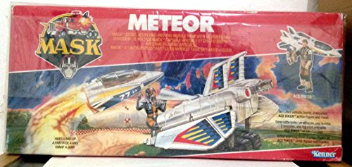 Meteor MASK vehicle toy