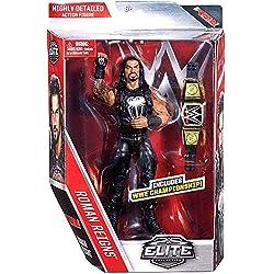 WWE Serie Elite 45 Action Figure - Romana Reigns W/ WWE Campionato Cintura