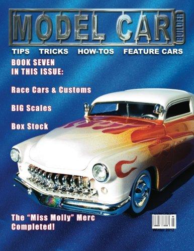Model Car Builder No. 7: Tips, tricks, how-tos, and feature cars!: Volume 1 por Mr Roy R Sorenson