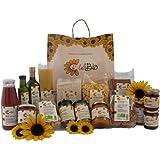 Mixed Sweet & Salz Bio-Lebensmittel Hamper / Box - CiaoBio - Extra Large size