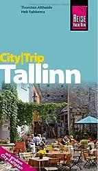 Reise Know-How CityTrip Tallinn: Reiseführer mit Faltplan