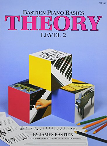Bastien Piano Basics: Theory Level 2 por Jane Bastien