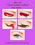 ORIGINAL Quick Eyeliner Stickies MINI SET 24 pcs