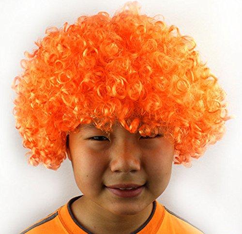 Soccik Perücken Hut Clown Show Kopfschmuck Partei Lustige Cosplay Haar Abdeckung Top Qualität Heileigenschaften Perücke (Kostüme Konstruktion Lustige)