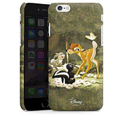 Apple iPhone 7 Plus Tasche Hülle Flip Case Disney Bambi Merchandise Fanartikel Premium Case matt