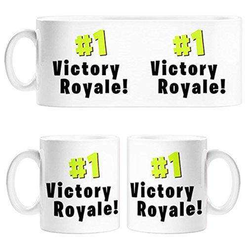 Taza Fortnite Victory Royale - Cerámica