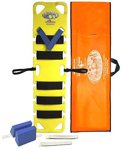Eisen Ente pedi-air-align Pädiatrische Spineboard Systeme & separaten Komponenten. Hergestellt in den USA, gelb, 1 (Ente Air)