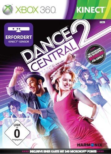 Dance Central 2 (Kinect erforderlich) (Gesundheit Xbox)