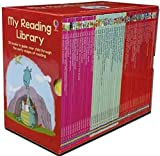Usborne My Second Reading Library 50 Books Set Collection Pack Early Level 3 and 4 and Young Reading series One