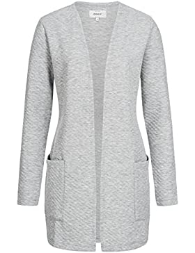 Only Onljoyce Cardigan Noos Swt, Chaqueta Punto para Mujer