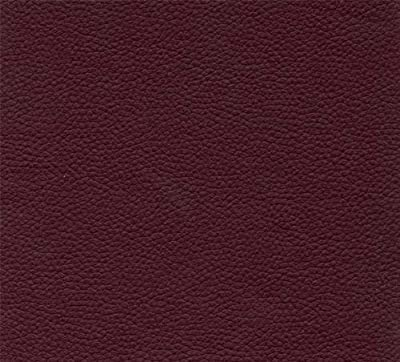 "Brand New Burgundy Leather Look Vinyl Full Size Futon Mattress Covers for Mattress Sized 8"" Thick X 54"" W X 75"" L."