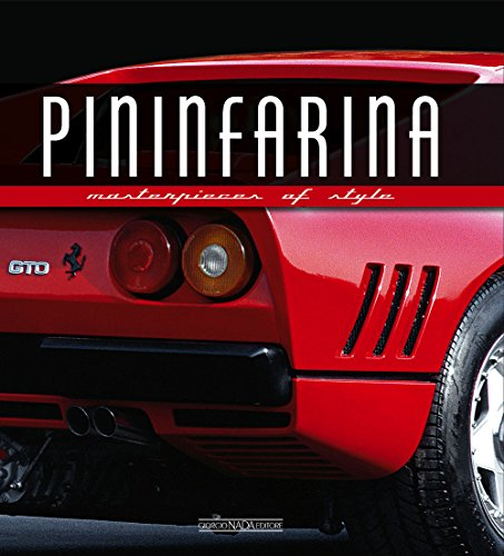 Pininfarina: Masterpieces of Style