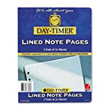 Best Daytimers - Day-Timer 87328 Lined Notes For Looseleaf Planners 8-1/2 Review
