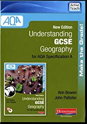 Understanding GCSE Geography for AQA Specification A - ActiveTeach (Understanding Geography)