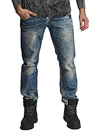 Cipo & Baxx Homme Jeans / Jean coupe droite Used
