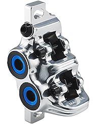 Magura MT Trail Carbon - Pinza de freno de disco - para 4 pistones con pastillas de freno. Rueda delantera negro 2017