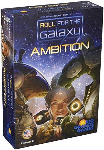 Rio Grande Games rgg520Ambition Rolle für die Galaxy Expansion Würfelspiel