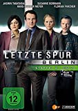 Letzte Spur Berlin - Staffel 2 (Folgen 7-18) [4 DVDs]