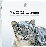 Mac OS 10.6.3 Snow Leopard Upgrade [MC573D/A]