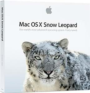 Mac OS X 10.6 Snow Leopard Upgrade deutsch