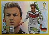 Panini Adrenalyn XL WM 2014 Brasilien - Götze Deutschland limited Edition