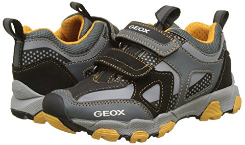 Geox Boys J MAGNETAR B Low Top Trainers