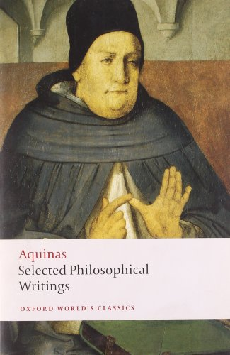 Selected Philosophical Writings (Oxford World's Classics)
