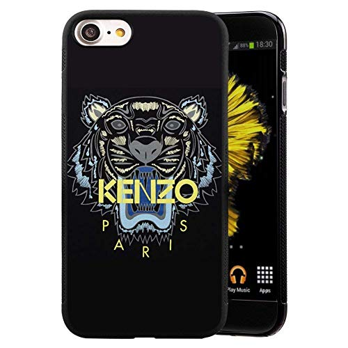 Kenzo Paris iPhone 6 6S Coque,Iphone 6/Iphone 6S Kenzo Tigre,Kenzo Tigre Coque ¡§|tui T¡§|l¡§|Phone Mat¡§|riau TPU,¡§|tui Coque en Gel Molle Apple Iphone 6/Iphone 6S