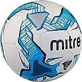 CreativeMinds UK Mitre Juniors Football Sports pratica e allenamento Impel PVC Ball, Multi-coloured, 4