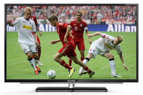 Grundig 47 VLE 973 BL 119,4 cm (47 Zoll) Fernseher (Full HD, Triple Tuner, 3D, Smart TV) (47 Zoll 1080p Tv)