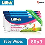 Best Alcohol Wipes - Little's Soft Cleansing Baby Wipes Review