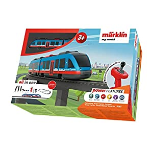 "51bK9riwCaL. SS300  - Märklin my world 29307 - Startpackung ""Airport Express - Hochbahn"", Spur H0"