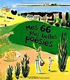 Mes 66 plus belles poésies |