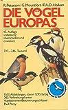 Die Vögel Europas - Roger Peterson, Guy Mountfort, Philip A. D. Hollom