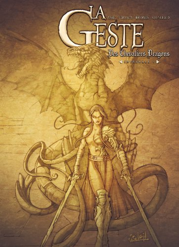 LA GESTE DES CHEVALIERS DRAGONS INTEG T01-T04