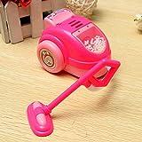 Aspirateur électrique pour enfant bébé mark8shop Simulation Mini jouet Home Appareil à bulles pour collecteur de poussière