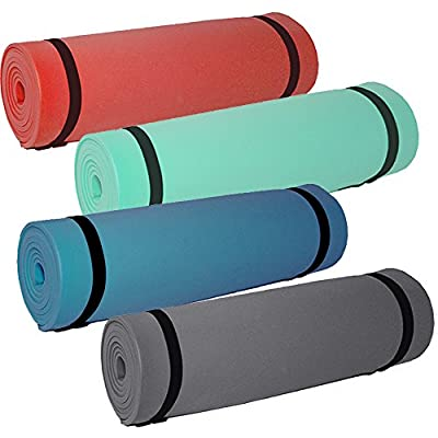 JEMIDI Yogamatte / Fitnessmatte / Camping Sport Zelt Matte