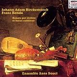 Benda/Birckenstock: Virtuoso Violin Music at the Prussian Court