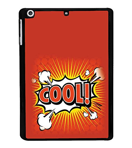 Fuson Designer Back Case Cover for Apple iPad Mini Wifi :: Apple iPad Mini Wifi + Cellular (7.9 Inches) (Cool free Happy Calm Silent)  available at amazon for Rs.327