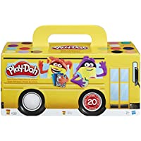 Play-Doh Pack super color, 20 botes (Hasbro A7924EU6)