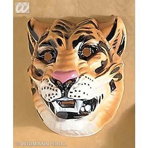 WIDMANN Animal Tiger Mask para adultos