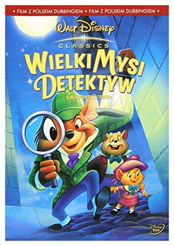 Great Mouse Detective, The [Region 2] (IMPORT) (Keine deutsche Version) (Detective Great Dvd Mouse)