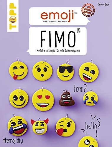 Emoji Fimo Modellierte Emojis Für Jede Stimmungslage German