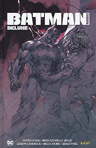 Batman Europa deluxe