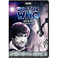 Doctor Who: Lost in Time - Pactrick Troughton Year