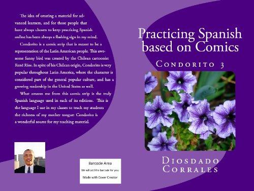 Practicing Spanish based on Comics - Condorito 3 por Diosdado Corrales